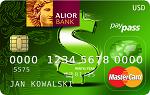 Alior Kantor - Karta USD