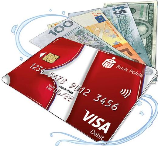 Konto walutowe PKO BP - karta wielowalutowa PKO Ekspres